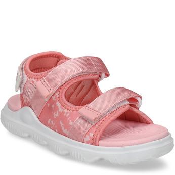 Růžové dětské sandály north-star, růžová, 369-5630 - 13