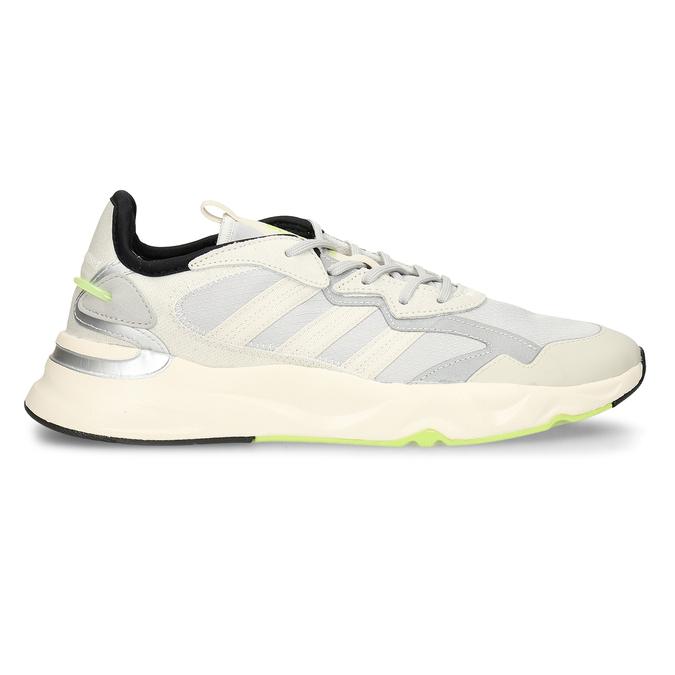 8092364 adidas, šedá, 809-2364 - 19