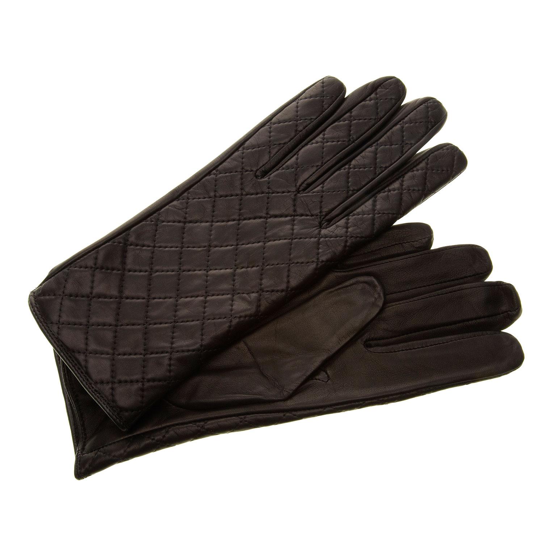 09106b45c32 Junek Kožené rukavice s prošitím - Kabelky