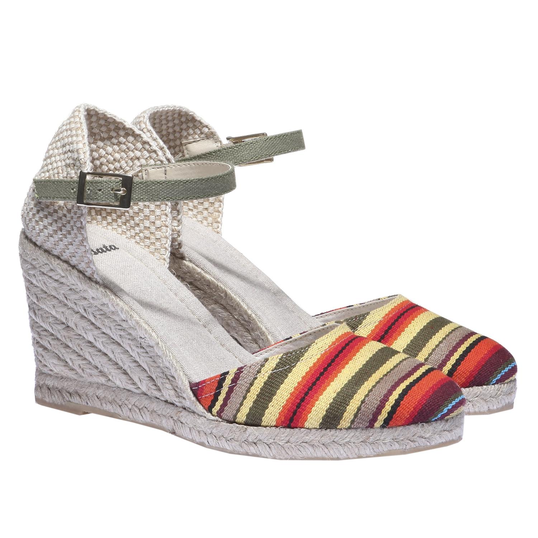 Alice - letní sandály na platformě bata, 2019-759-0114 - 26