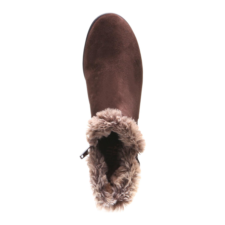 Roxy - kotníčková obuv, hnědá, 2018-693-4106 - 19