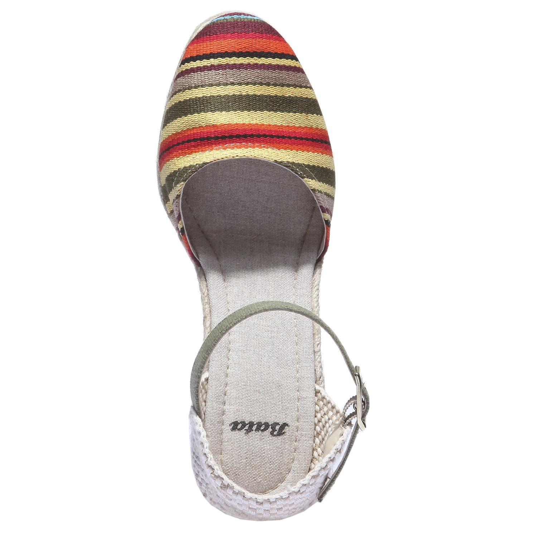 Alice - letní sandály na platformě bata, 2019-759-0114 - 19