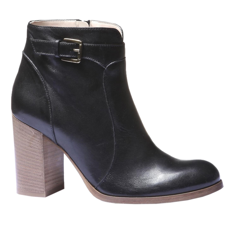 Chic dámská obuv na vysokém podpatku bata, černá, 2018-794-6192 - 13