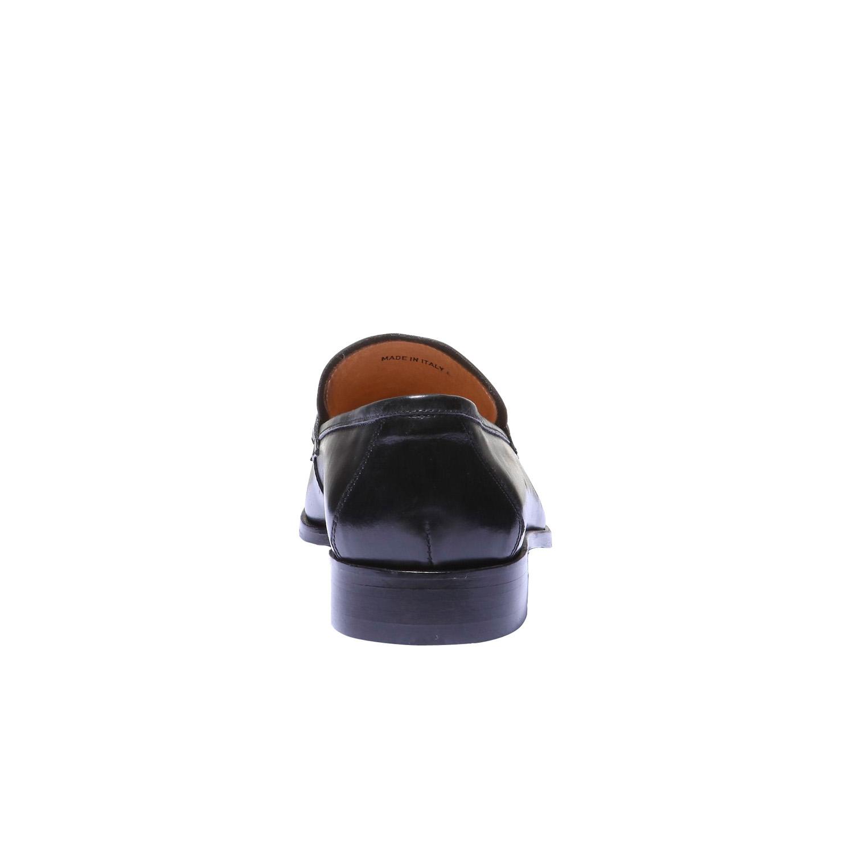 Kožená obuv ve stylu Loafer, 2018-814-6112 - 17