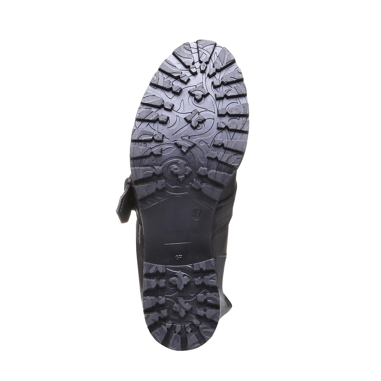 Marlyn - motorkářská obuv bata, černá, 2018-594-6318 - 18