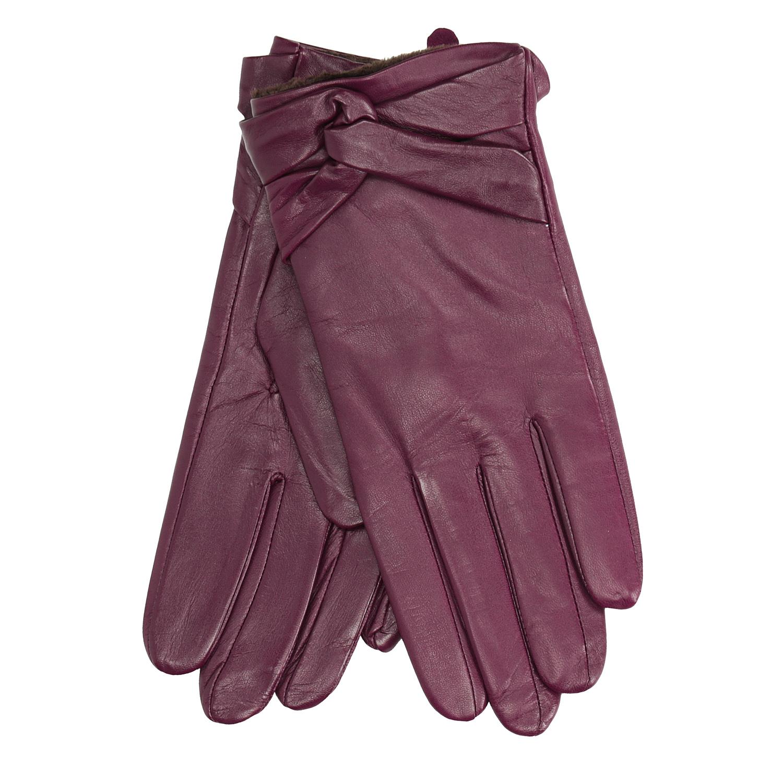 Baťa Dámské kožené rukavice - Rukavice  414a2b8667