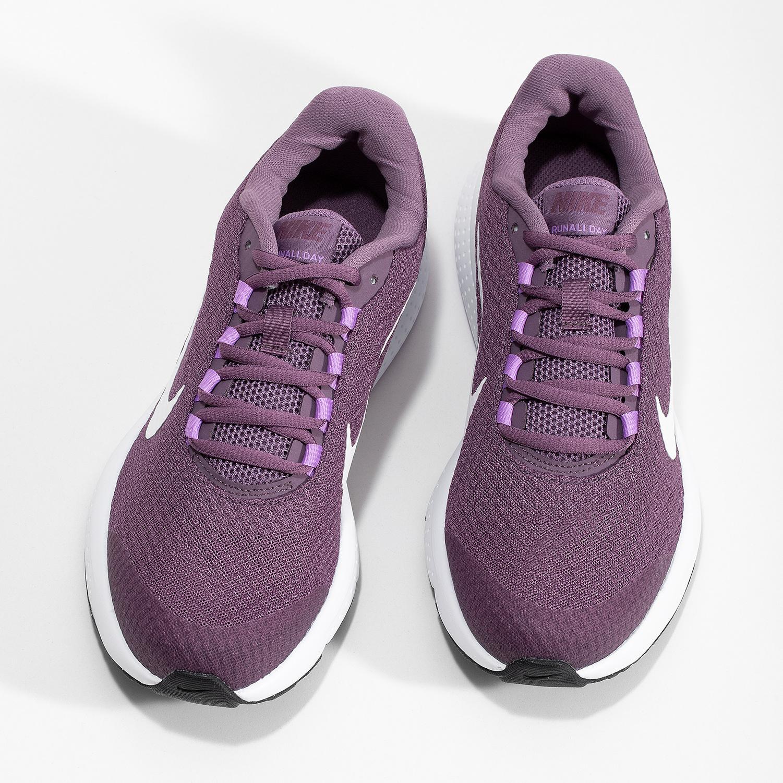 Nike Fialové dámské sportovní tenisky - Všechny boty  ce72d3cc8c
